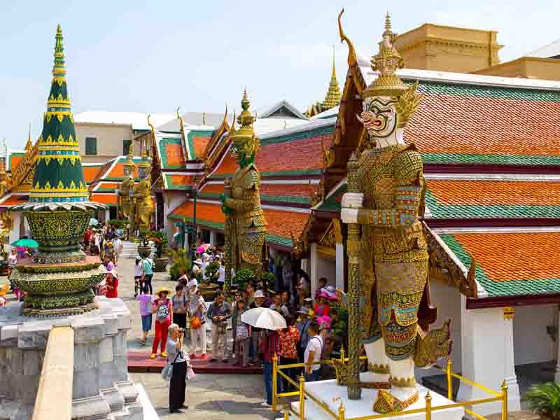 Temple-Buddha
